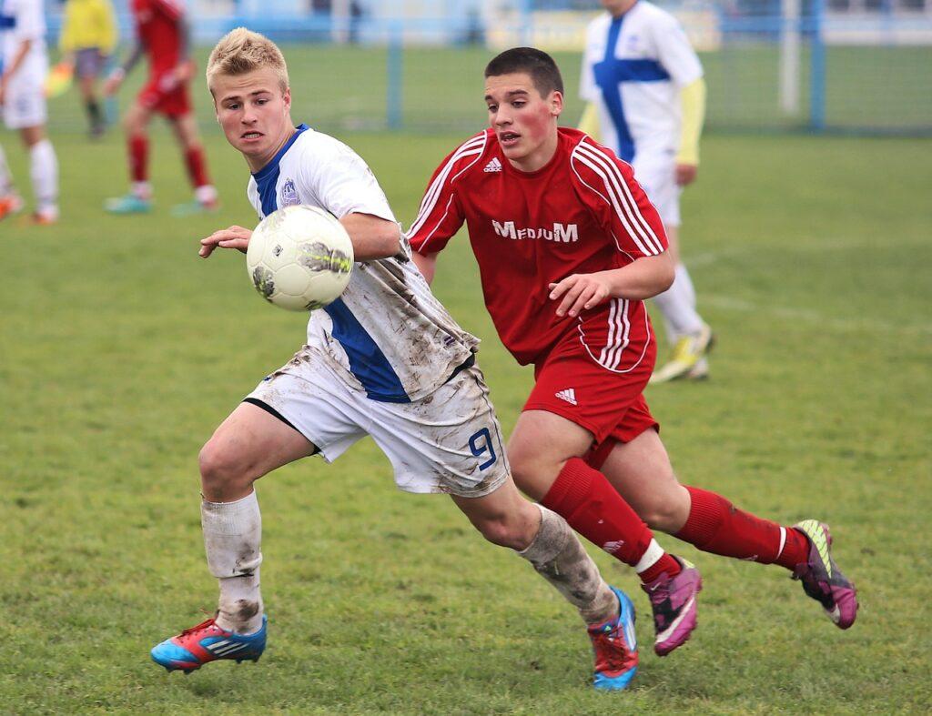 Ball passing