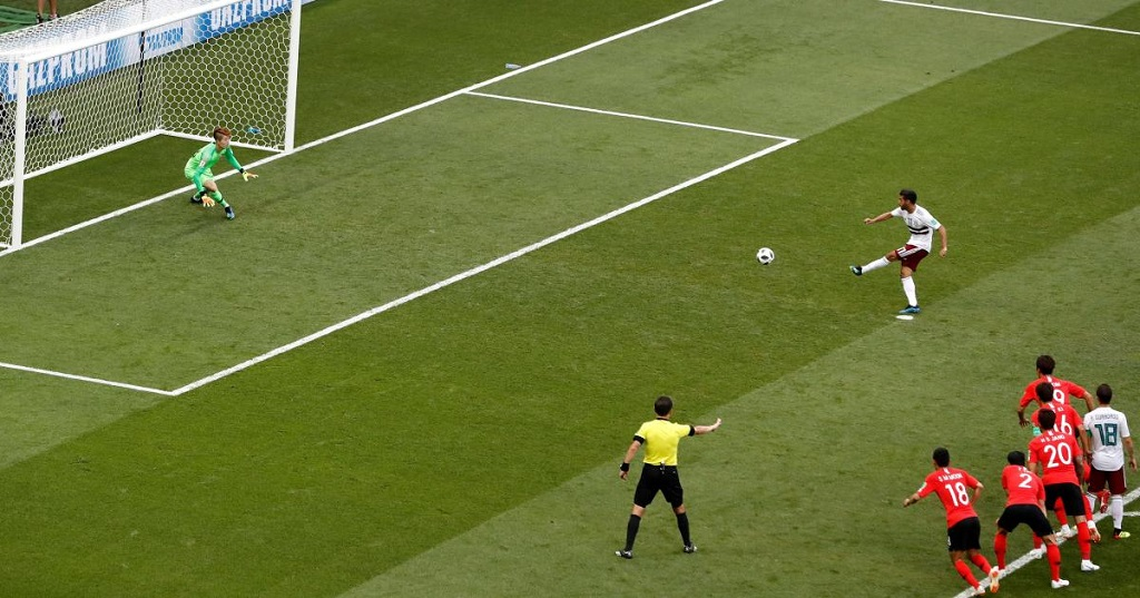 How To Score A Penalty In Football